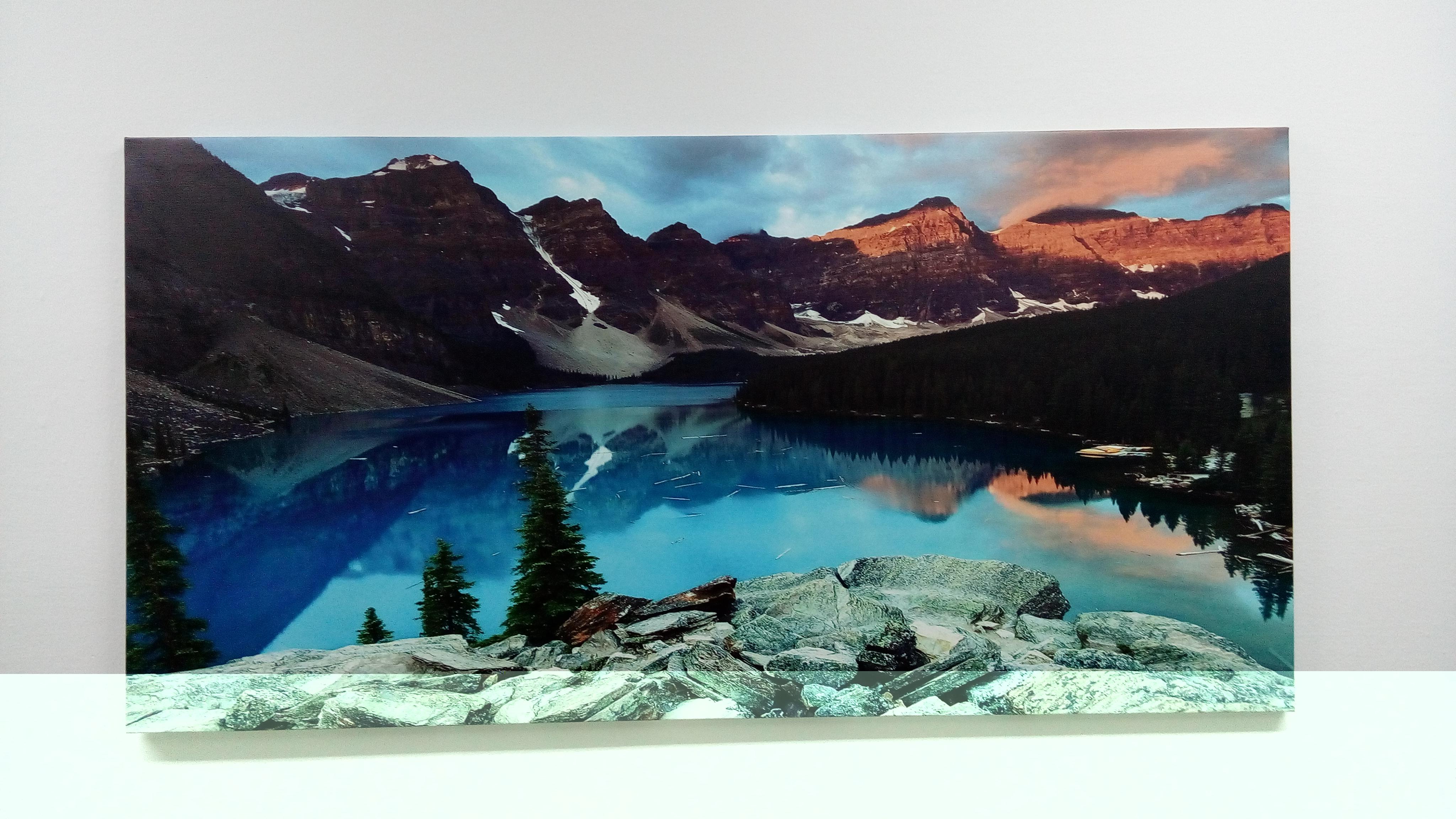 Obraz jazero 120 x 61 cm - 45.00 €