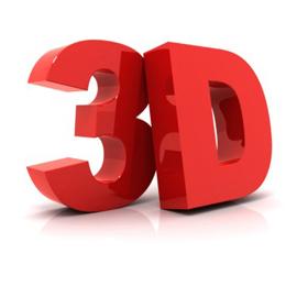 3D reklama zo styroduru