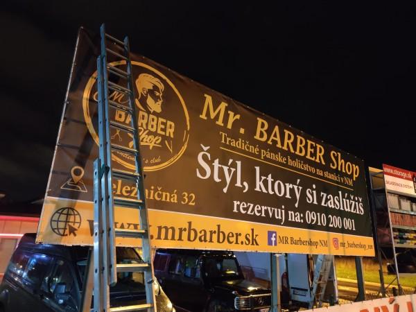 Billboardy - reklamné bannery