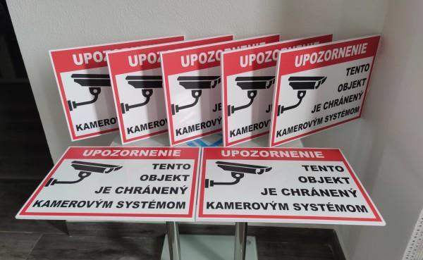 Bezpečnostné tabuľky