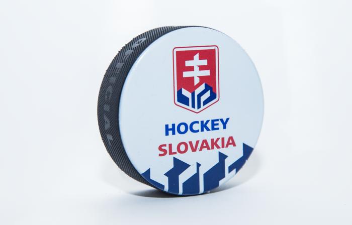 Hokejové puky s UV potlačou
